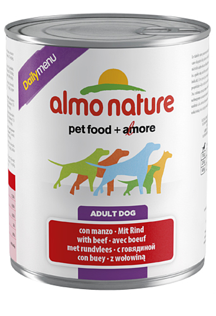 Almo Nature DailyMenu Adult Dog Rund 400 g, 800 g