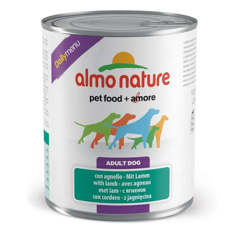 Almo Nature DailyMenu Adult Dog Lam 800 g