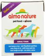 Almo Nature DailyMenu Adult Dog Tuna and Rice - EAN: 8001154124064