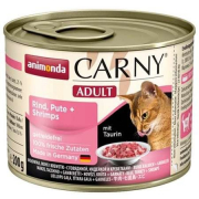 Carny Adult Beef, Turkey & Shrimp 200 g
