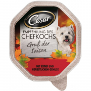 Cesar Chef's Choice - Greeting of the Season 150 g