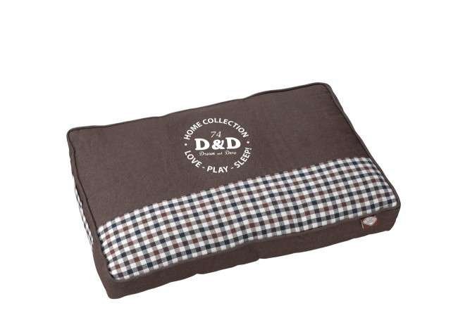 EBI D&D Sweet Checker Pet-Bed 80 Marron oscuro 4047059438046 opiniones