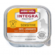 Animonda Integra Protect Sensitive Adult with Duck & Amaranth 100 g