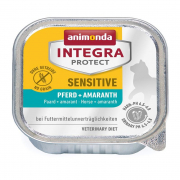 Animonda Integra Protect Sensitive Adult au Cheval + Amarante 100 g