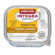 Animonda Integra Protect Sensitive Adult au Kangourou + Amarante 100 g