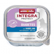 Animonda Integra Protect Diabetes Adult with Cod 100 g