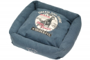 Europet-Bernina D&D Lifestyle Square Bed Hunt blue 65x65 cm