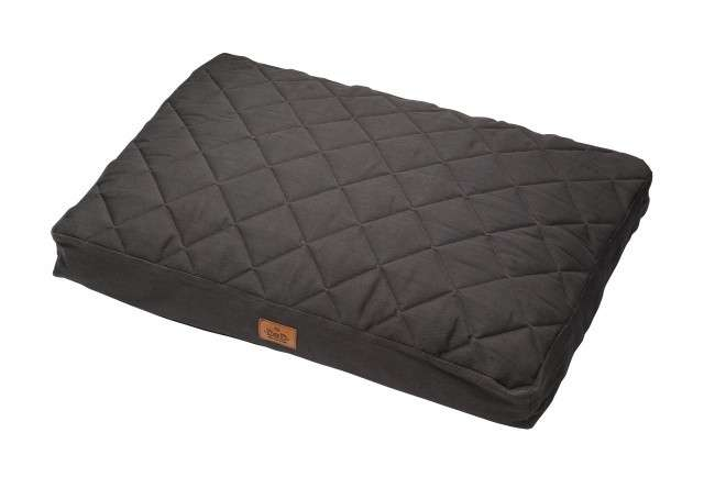 Europet-Bernina D&D Cushion Perfect Quilt dark-grey 80  Dark gray 80x60/12 cm order cheap
