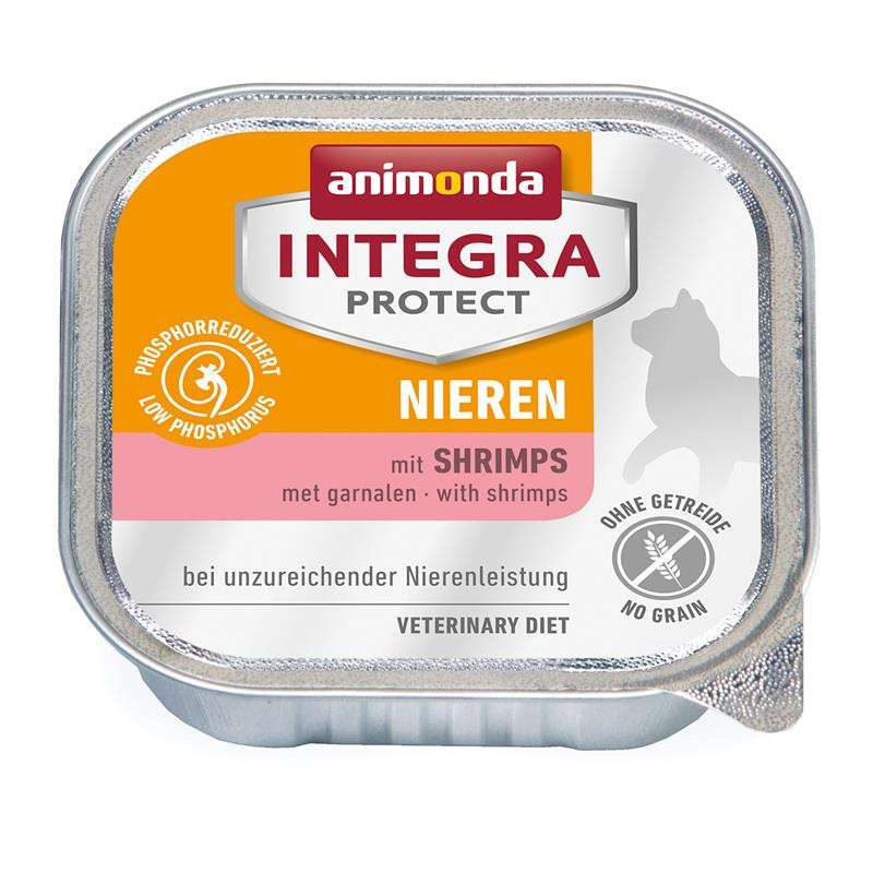 Animonda Integra Protect Niere Adult mit Shrimps 100 g