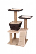 Europet-Bernina Trend Cat-Tree Saint-Martin 58x58/114.5 cm