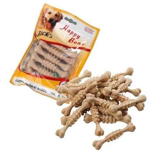 Europet-Bernina Jack's Snack Happy Bone Chicken 12x7.5 cm