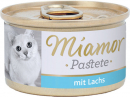 Miamor Meat Pate Salmon 85 g