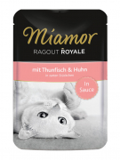 Miamor Ragout Royale in Sauce Tuna & Chicken 100 g