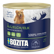 BozitaPaté Elk 625 g Dog food