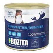 BozitaPaté Reindeer 625 g Dog food