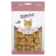 Dokas Mini Steaks with Chicken & Cod