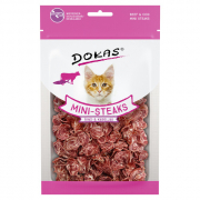 Dokas Mini Steaks with Beef & Cod