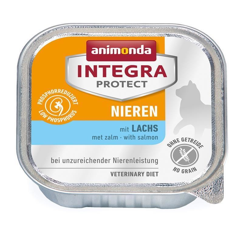 Animonda Integra Protect Niere Adult mit Lachs 100 g 4017721868044
