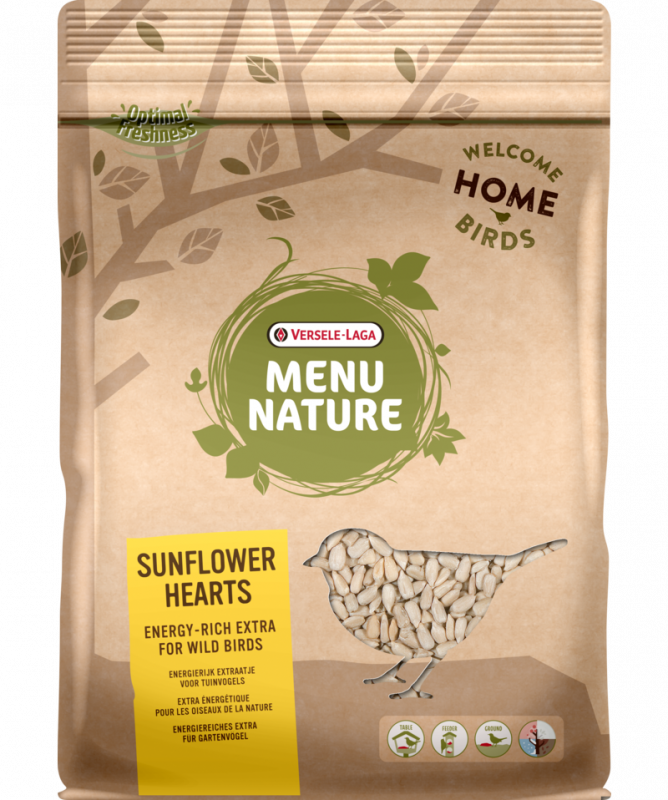 Versele Laga Menu Nature Sunflower Hearts EAN: 5410340648094 reviews