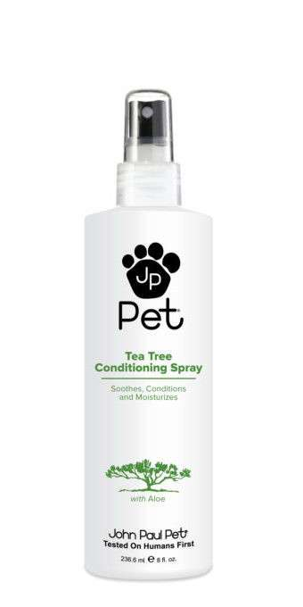 Tea Tree Conditioning Spray 236.6 ml  von John Paul Pet bei Zoobio.at