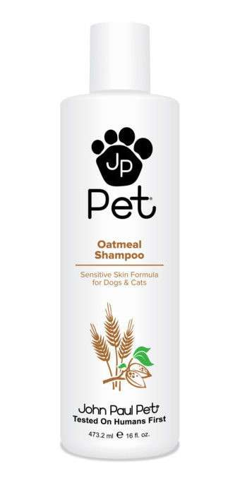 John Paul Pet Oatmeal Shampoo 0876065100203