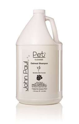 John Paul Pet Oatmeal Shampoo 3.875 l