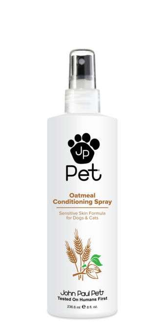 Oatmeal Conditioning Spray 236.6 ml de chez John Paul Pet achats pas cher