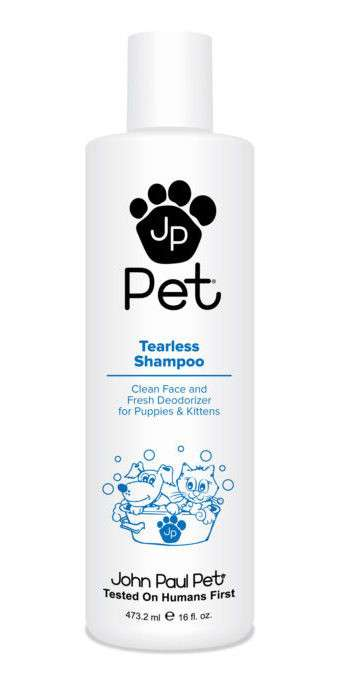 John Paul Pet Tearless Shampoo 473.2 ml, 3.875 l
