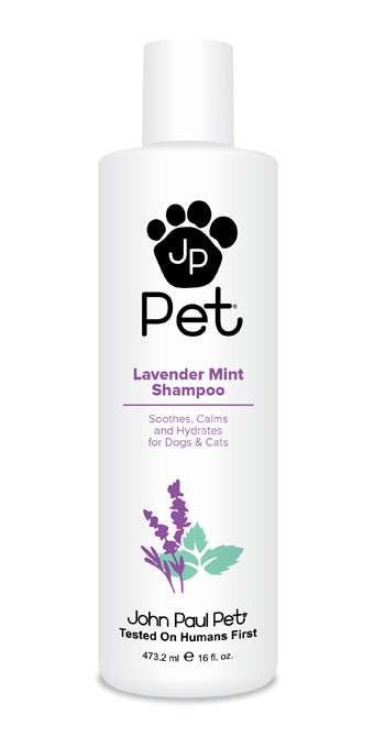 John Paul Pet Lavender Mint Shampoo 0876065100920