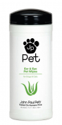 Ear & Eye Pet Wipes - EAN: 0876065100029