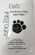 John Paul Pet Body & Paw Pet Wipes 1 pcs   buy online