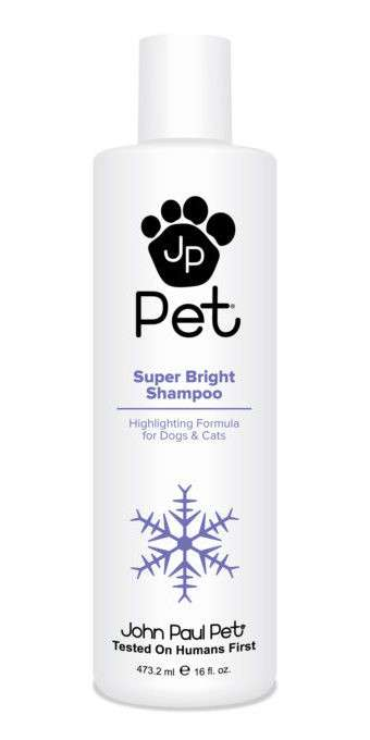 Super Bright Shampoo 473.2 ml  von John Paul Pet bei Zoobio.at