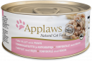 Applaws Natural Cat Food - Tuna Fillet with Prawn 156 g