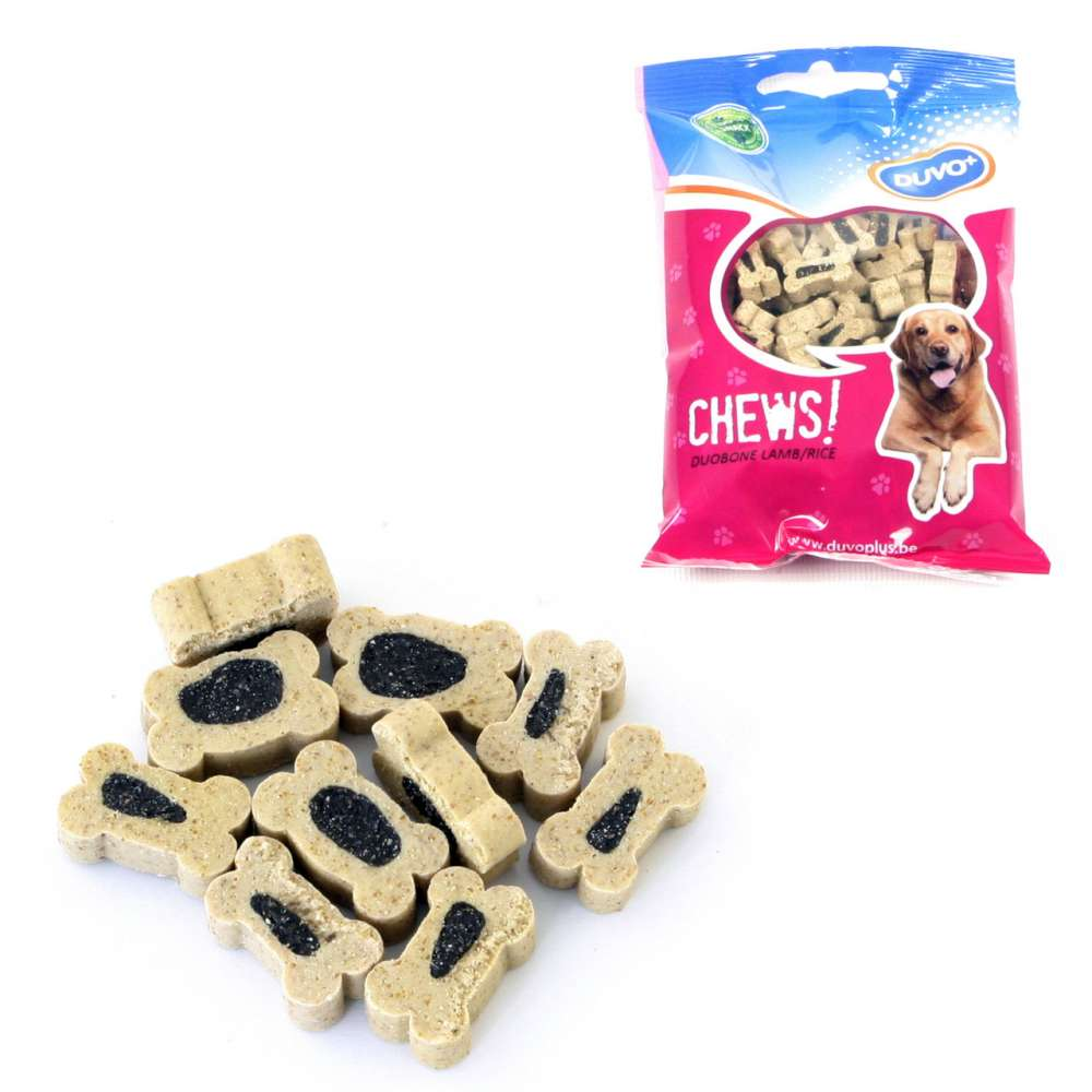 Soft chew Duo Bone l/r from DUVO+ 125 g buy online