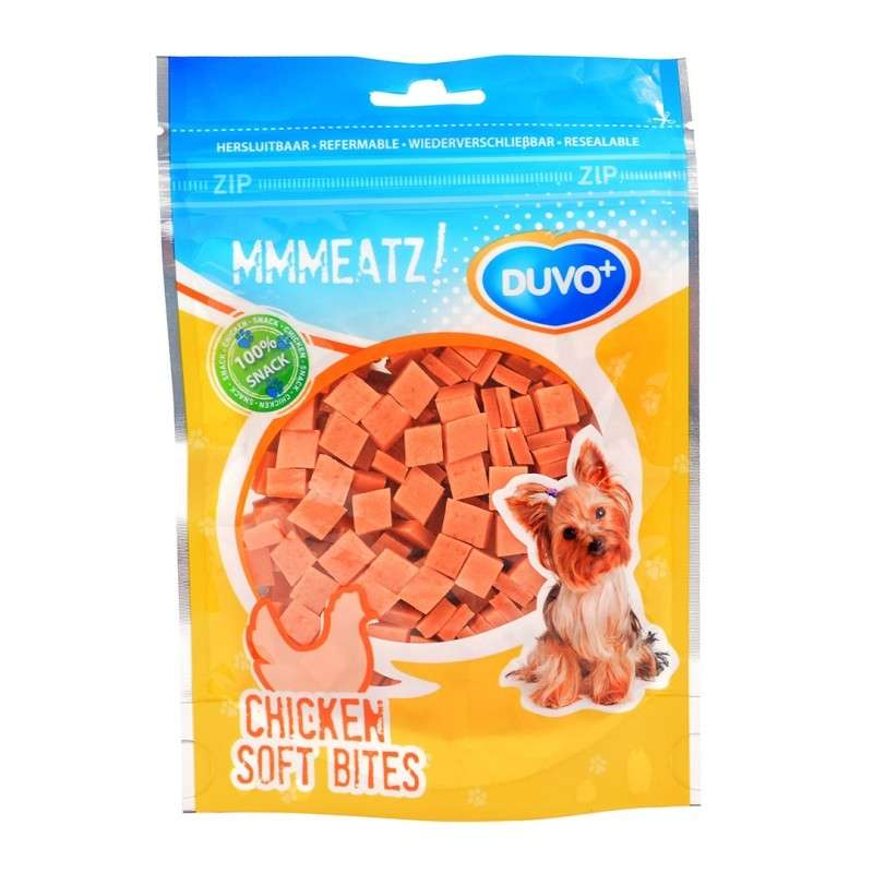 DUVO+ Soft Chicken Bites 100 g