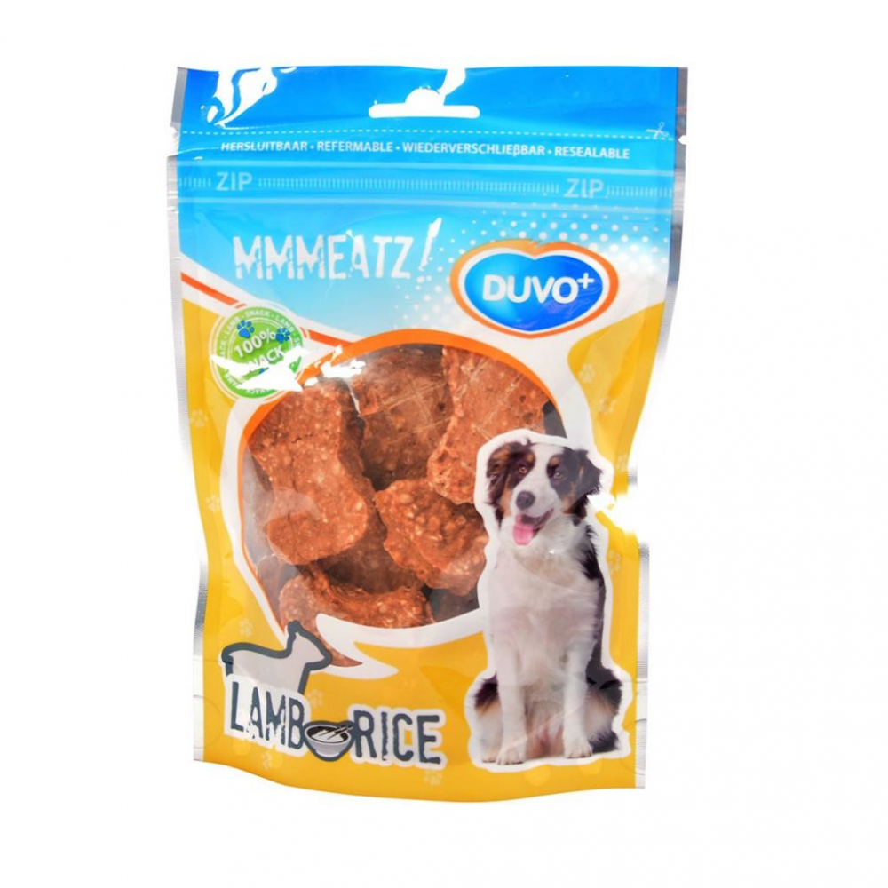 DUVO+ Lamb & Rice Bone 100 g bei Zoobio.at