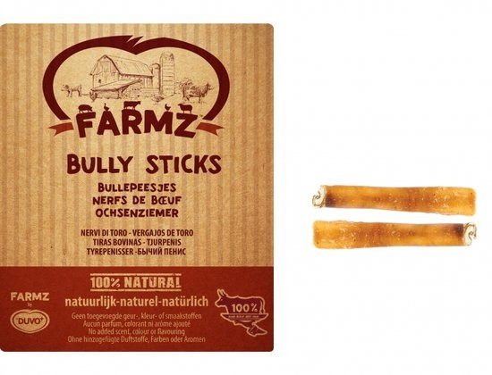 DUVO+ Farmz Bully Sticks 350 g, 1 kg kjøp billig med rabatt