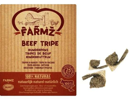 DUVO+ Farmz Beef Tripe EAN: 5414365056933 reviews