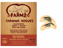 DUVO+ Farmz chewing Cow Hoof 6 pcs