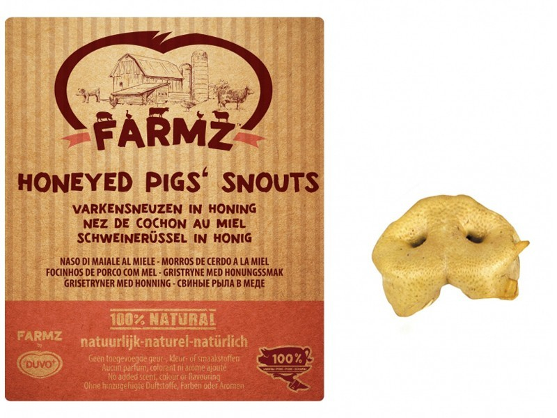 Farmz Honeyed Pig's Snouts from DUVO+  buy online