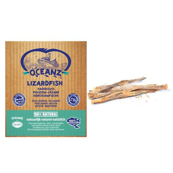 DUVO+ Oceanz Lizardfish EAN: 5414365216306 reviews