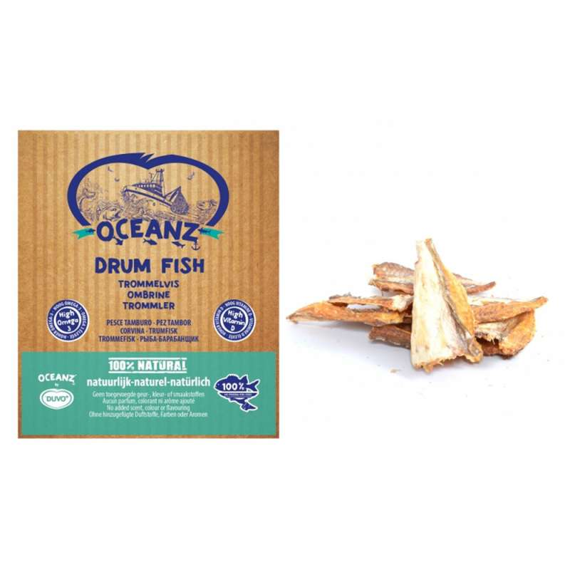 DUVO+ Oceanz Drum Fish EAN: 5414365216269 reviews