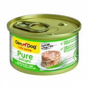 GimDog Little Darling Pure Delight Poulet avec Agneau 150 g