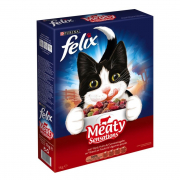 Felix Meaty Sensations with Meat 1 kg