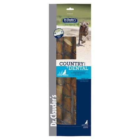 Dr.Clauder's Country Dental Snack Fisch Large 270 g