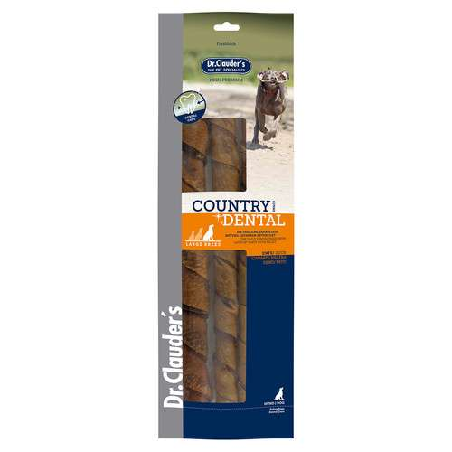 Dr.Clauder's Country Dental Snack Ente Large 315 g