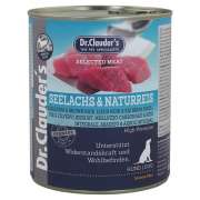DR.Clauder Selected Meat Seelachs & Naturreis 400 g