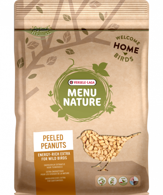 Versele Laga Menu Nature Peeled Peanuts EAN: 5410340648100 reviews