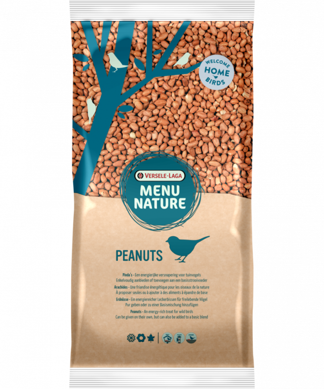 Versele Laga Menu Nature Peanuts EAN: 5410340648032 reviews