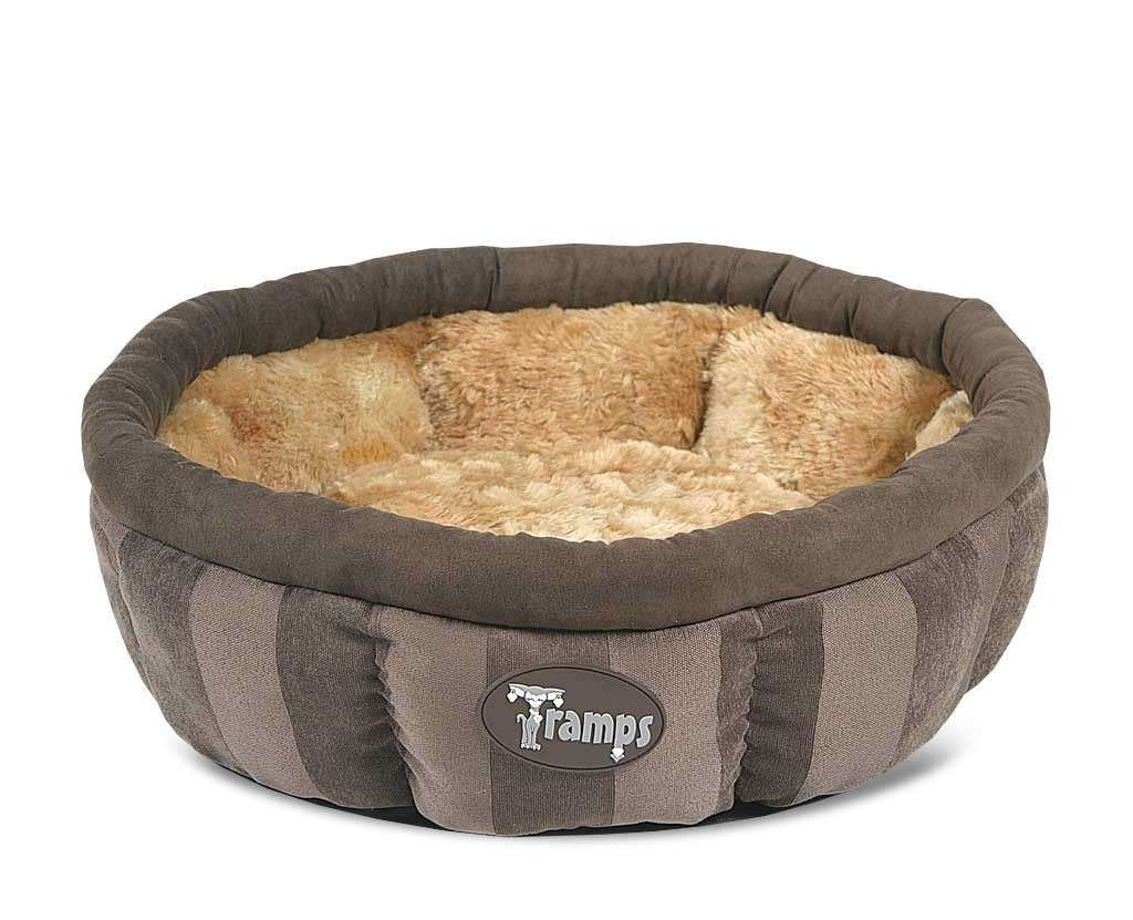 Scruffs Tramps AristoCat Ring Bed  Mörkbrun